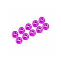Ultimate Porcas Autorroscante M3 Alúminio Rosa (10pcs)