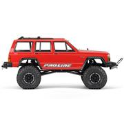 Proline Body 1992 Jeep Cherokee for 1/10 Crawlers (Clear)