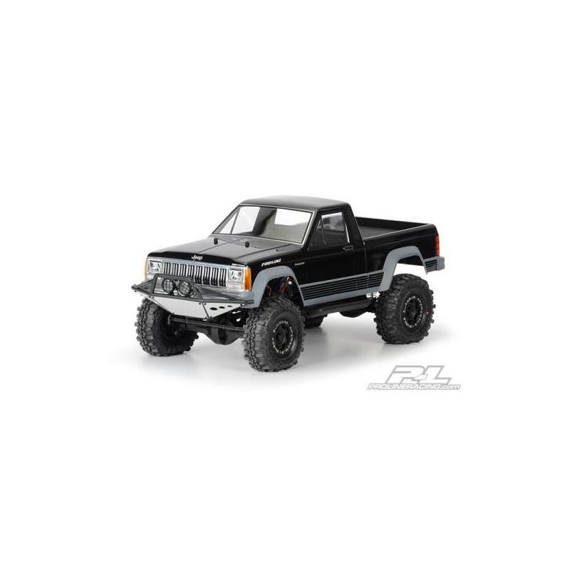 Proline Jeep Comanche Full Bed Bodyshell 313mm W/Base Crawlr
