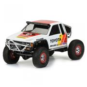 Proline 1985 Toyota Hilux SR5 Clear Body Cab Only SCX10 313