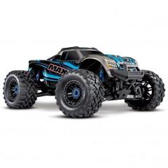 Traxxas Maxx: 1/10 4S Brushless Monster Truck Blue