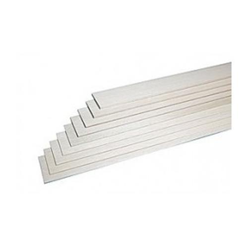 Graupner Placa de Balsa 3mm (1pc)