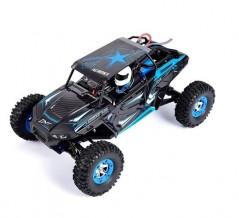 WLtoys Carro Eléctrico RTR 1/12 4X4 Crawler 4WD 2.4Ghz