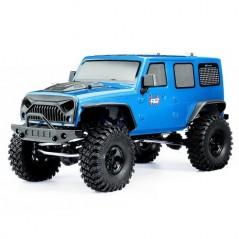 RGT Rock Cruiser 4X4 RTR 1:10 Waterproof Crawler Blue