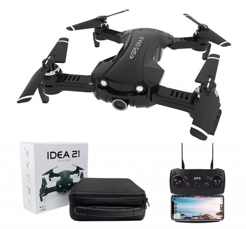 Idea 21 4K GPS Drone
